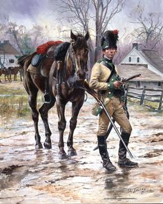 Light Horse Harry Lee Family   Dragoon, Lee's Partisan Legion