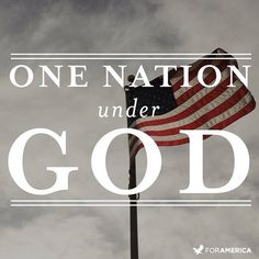 We have forgotten that our country was founded on a belief in God.  Our nation will continue to become more immoral and evil, if we choose as a nation not to serve God.