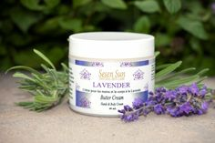 Lavender Butter Cream is a thick, rich moisturizing cream made with a large amount of butters! lightly scented, this very rich luxurious cream will glide across the skin easily with added silk peptides, Allantoin and Arrowroot powder.  Your skin will be silky smooth, never greasy     Ingredients:      Aqua(Distilled water), Aloe barbadensis(Aloe vera)leaf juice, Camellia deifera(Camellia)seed oil, Butyrospermum parkii(Shea)butter, Mangifera  indica(Mango)seed butter, Garcinia…