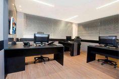 Escritório masterfocus. @ligiaenicollearquitetura
