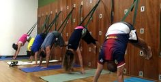 Yoga OFF THE WALL