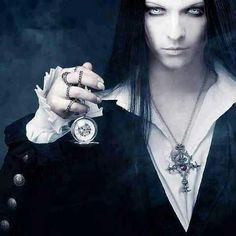 Vampyre. #art #vampire #vamp