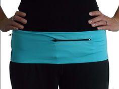Have you seen these!! pockets for money and ID also i holds your cell phone!! Its a Running Belt but would also be great with a swimsuit, at the airport or amusement parks!! Love it :)