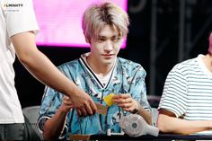 """NCT THAILAND♡ on Twitter: """"(HQ/PIC) 160804 #태용 #TAEYONG べⒸALMIGHTY…"""
