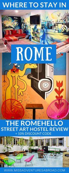 Subway Map, Rome And