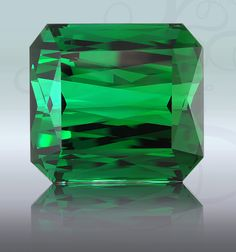 Chrome Tourmaline from East Africa is a very attractive shade of green which derives it's unique coloration from the presence of chromium or vanadium. The prices of tourmaline vary tremendously, depending on the variety and quality. Most expensive are the Paraiba tourmalines, which may reach tens of thousands of dollars per carat. Chrome tourmalines, rubellites and fine bi-color gemstones may sell for as much as thousand dollars per carat or more. More @ www.multicolour.com and #gemstones