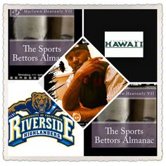 "2/12/15 NCAAB Sports Bettors Almanac Update: #UCRiverside #Highlanders vs #Hawaii #Warriors (Take: Hawaii -9.5)""The Sports Bettors Almanac"" SPORTS BETTING ADVICE  On  99% of regular season games ATS including Over/Under   1.) The Sports Bettors Almanac"" available at www.Amazon.com 2.) Check for updates Instagram,Twitter, YouTube: @Marlawn7  ( ""SPORTS BETTORS ALMANAC"" BOOK UPDATES.... NOT SPECIAL PICKS)   ""I'm looking for sponsors and opportunities in the sports world."" Marlawn Heavenly"