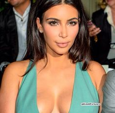 Makeup by mario is amazing, look how gorgeous kim k looks!