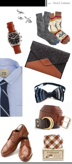 // the Gentleman - Perfect Gifts For Your Perfect Guy gift guide
