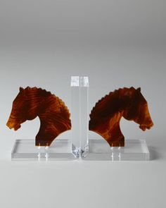 horse head bookends **click for more details**