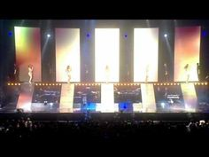 Girls Aloud - Miss You Bow Wow + Dance Interlude [Out Of Control Tour DVD] - YouTube