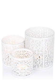 Buy Set Of 3 Oriana Tealight Holders online today at Next: Australia