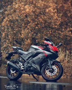 Bike Photography Ideas For 2019 R15 Yamaha, Yamaha Bikes, Yamaha Yzf, Yamaha Motorcycles, Blue Background Images, Studio Background Images, Photo Background Images, Duke Motorcycle, Duke Bike