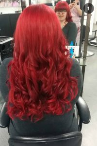L'oreal excellence hicolor hilights in RED