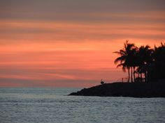 Watching a Key West sunset should be on everyone's bucket list!