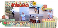 Designs By Ashley Rock: We R Memory Keepers: On The Boardwalk Layout