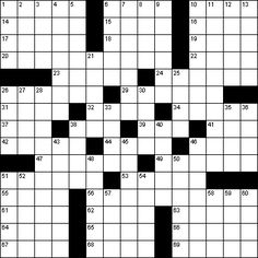 thousands of free printable crossword puzzles updated daily