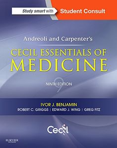 Andreoli and Carpenter's Cecil Essentials of Medicine 9th 2015 | Free Medical Ebooks Download