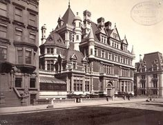 Here is a guide to the Gilded Age mansions on 5th Avenue, both those still standing and those lost.