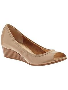 The best little wedge ever!!!  Cole Haan Air Tali Open-Toe   Piperlime
