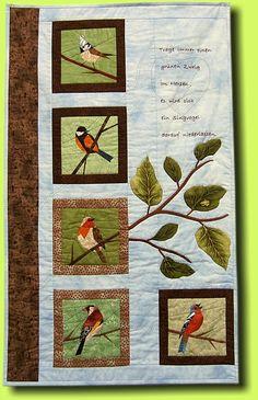 Gartenvögel