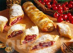 Lajos Mari konyhája - Cseresznyés rétes