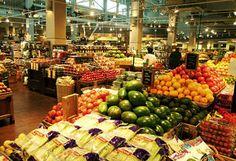 The Fresh Market...love shopping here