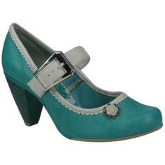 sapatos dijean verde