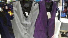 Vests for the wedding