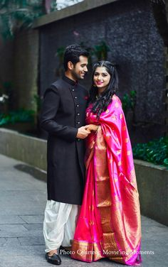 Couple Wedding Dress, Wedding Reception Outfit, Desi Wedding Dresses, Wedding Couple Photos, Indian Bridal Photos, Indian Bridal Outfits, Indian Bridal Fashion, Indian Photoshoot, Couple Photoshoot Poses