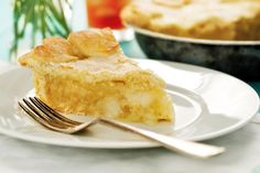 receta tarta de manzana americana
