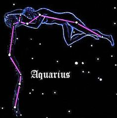 Aquarius Zodiac Symbols - Meanings, Pictures, Constellations and Astrological Symbols