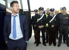 Atletico Madrid Simeone: Solo vincere mi renderà felice