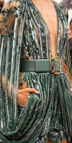 haute couture fashion – Gardening Tips Fashion Week, Runway Fashion, High Fashion, Fashion Show, Gypsy Fashion, Womens Fashion, Elie Saab Couture, Haute Couture Style, Fashion Details