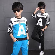 $27.99 (Buy here: https://alitems.com/g/1e8d114494ebda23ff8b16525dc3e8/?i=5&ulp=https%3A%2F%2Fwww.aliexpress.com%2Fitem%2FKids-Boys-Clothing-Set-Letter-Print-Long-Sleeve-Children-Sweatsuit-Autumn-Fashion-Kids-Boys-Tracksuit-For%2F32698526413.html ) Kids Boys Clothing Set Letter Print Long Sleeve Children Sweatsuit Autumn Fashion Kids Boys Tracksuit For 4 5 6 7 8 9 12 Years for just $27.99