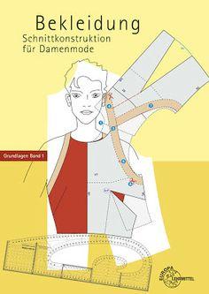 """Review: """"Bekleidung: Schnittkonstruktion für Damenmode"""" by Guido Hofenbitzer (Best Pattern Drafting Book Ever!)"""