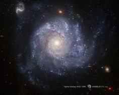 cool free desktop wallpaper, background, NASA, outer space picture, Spiral Galaxy