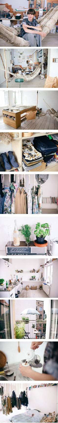A look inside the BLESS HOME in Berlin Berlin Fashion, Editor, Nest, Cool Style, Blessed, Shops, Interiors, Table Decorations, Room