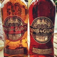 By far, next to Guinness... My favorite!!!!!!! Innis & Gunn Beer, especially the Porter!  Hard to find here in America!