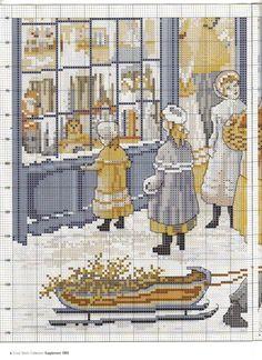 Gallery.ru / Фото #49 - Cross Stitch Collection 124 рождество 2005 - tymannost