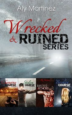 RED MOON...: #SaleBlitz: WRECKED AND RUINED BOX SET by Aly Martinez
