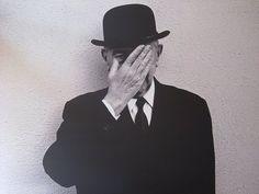 René Magritte en 1965