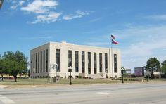 Jack County Courthouse, Jacksboro, Jack Co., Texas