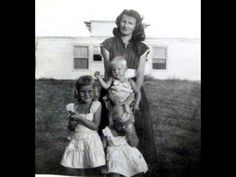 My darling mother, Maggie and her three girls.