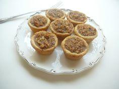 Bridal Bourbon Pecan Tassies by Cutie Pies NYC   Flickr - Photo Sharing!