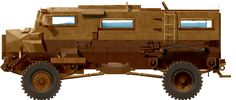 The Casspir Mine Protected Vehicle (MPV) is considered by many the grandfather of all modern V-shaped Mine-Resistant Ambush Protected (MRAP) vehicles Armored Vehicles, Armored Car, Modern Warfare, Apc, Battleship, Military History, Tactical Gear, Military Vehicles, South Africa