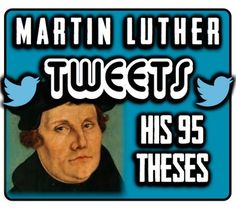 Excerpts from Martin Luther's 95 Theses