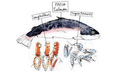 Alice Tait, Seafood