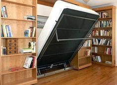 Modern Murphy Beds Basics: The Components That Make Up Today's Current Beds  