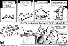 strip for October / 13 / 2007